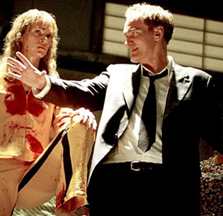kill-bill-vol-1-tarantino-directs-thurman-in-bloody-fight-scene